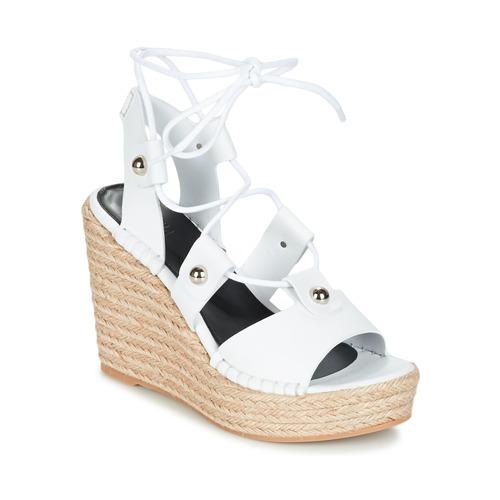 Buty Damskie Sandały Sonia Rykiel 622908 Biały