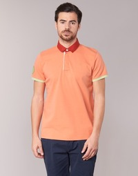 tekstylia Męskie Koszulki polo z krótkim rękawem Serge Blanco PRC1256 KORAL