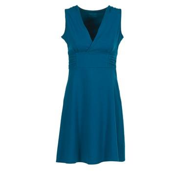 tekstylia Damskie Sukienki krótkie Patagonia MARGOT Niebieski