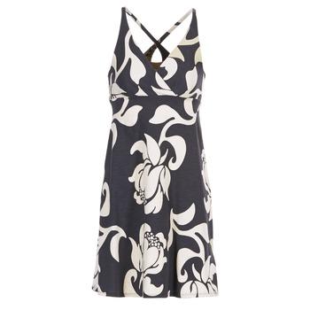 tekstylia Damskie Sukienki krótkie Patagonia AMBER Czarny / Biały