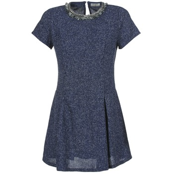 tekstylia Damskie Sukienki krótkie Betty London FLINATE Marine