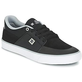 Buty Męskie Trampki niskie DC Shoes WES KREMER M SHOE XKSW Czarny / Szary / Biały