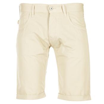 tekstylia Męskie Szorty i Bermudy Armani jeans OFAGORA Beżowy