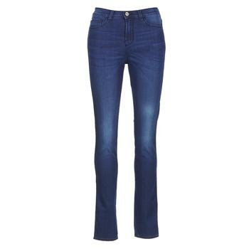tekstylia Damskie Jeansy skinny Armani jeans HERTION Niebieski
