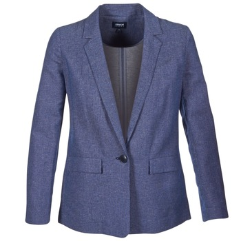 tekstylia Damskie Kurtki / Blezery Armani jeans FADIOTTA Niebieski