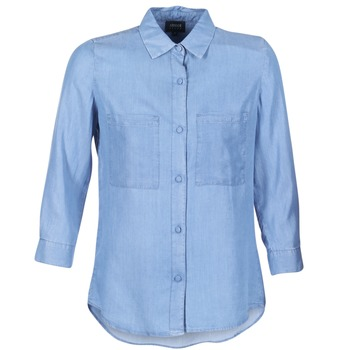 tekstylia Damskie Koszule Armani jeans OUSKILA Niebieski