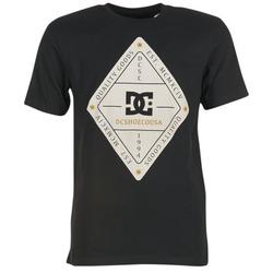tekstylia Męskie T-shirty z krótkim rękawem DC Shoes LONG DAY SS Czarny