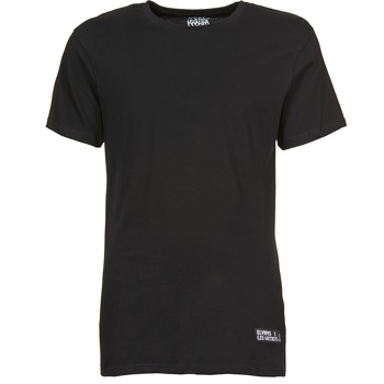 tekstylia Męskie T-shirty z krótkim rękawem Eleven Paris HALIF Czarny