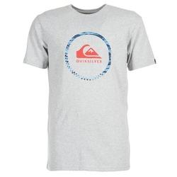 tekstylia Męskie T-shirty z krótkim rękawem Quiksilver ACTIVELOGO 3 Szary