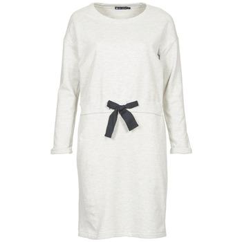 tekstylia Damskie Sukienki krótkie Petit Bateau 10630 Szary