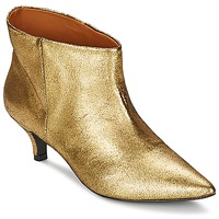 Buty Damskie Low boots RAS ESPE GOLD