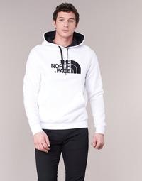 tekstylia Męskie Bluzy The North Face DREW PEAK PULLOVER HOODIE Biały