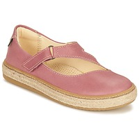 Buty Dziewczynka Baleriny El Naturalista JASPER Różowy