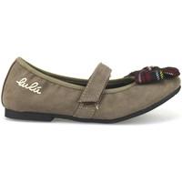 Buty Dziewczynka Baleriny Lulu AH262 Beżowy