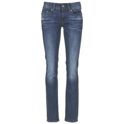 Jeansy straight leg G-Star Raw MIDGE SADDLE MID STRAIGHT