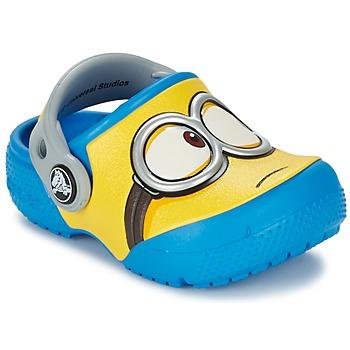 Buty Dziecko Chodaki Crocs Crocs Funlab Despicalbe me 3 Niebieski