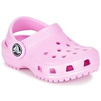 Buty Dziewczynka Chodaki Crocs Classic Clog Kids Różowy