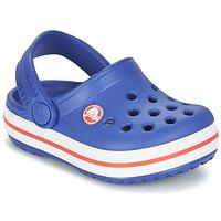 Buty Dziecko Chodaki Crocs Crocband Clog Kids Niebieski