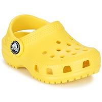 Buty Dziecko Chodaki Crocs Classic Clog Kids Lemon