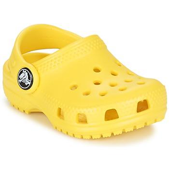 Buty Dziecko Chodaki Crocs Classic Clog Kids Żółty