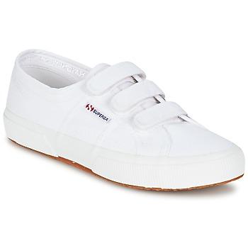 Buty Trampki niskie Superga 2750 COT3 VEL U Biały