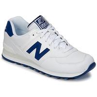 Buty Trampki niskie New Balance ML574 Biały / Niebieski