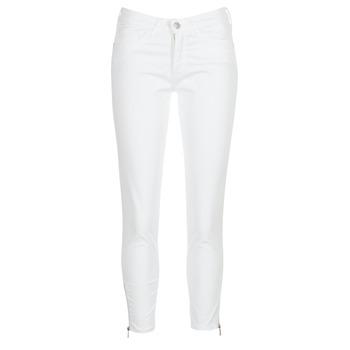 tekstylia Damskie Jeansy 3/4 & 7/8 Gaudi PODALI Biały