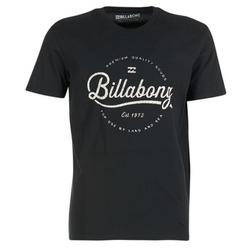 tekstylia Męskie T-shirty z krótkim rękawem Billabong OUTFIELD TEE SS Czarny