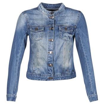 Kurtki jeansowe DDP DASTIONA