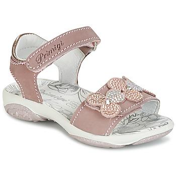 Buty Dziewczynka Sandały Primigi BREEZETTE Beżowy