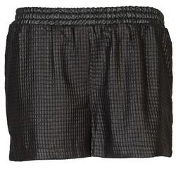 tekstylia Damskie Szorty i Bermudy Suncoo BONIE Czarny