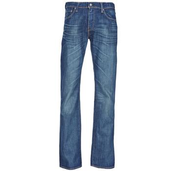 tekstylia Męskie Jeansy bootcut Levi's 527 LOW BOOT CUT Niebieski