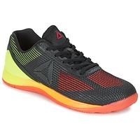 Buty Męskie Fitness / Training Reebok Sport R CROSSFIT NANO 7.0 Czarny / Zielony