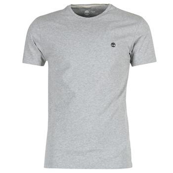 tekstylia Męskie T-shirty z krótkim rękawem Timberland SS DUNSTAN RIVER CREW TEE Szary