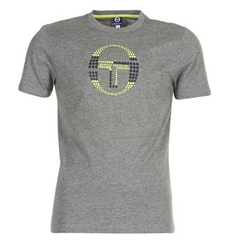 tekstylia Męskie T-shirty z krótkim rękawem Sergio Tacchini DAVE TEE-SHIRT Szary