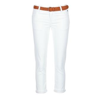 tekstylia Damskie Krótkie spodnie Best Mountain ROSIMALI Biały
