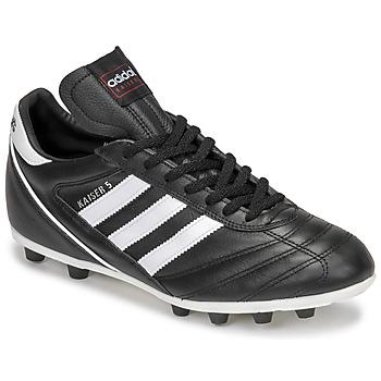 Buty Piłka nożna adidas Performance KAISER 5 LIGA Czarny / Biały