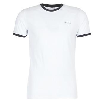 tekstylia Męskie T-shirty z krótkim rękawem Teddy Smith THE TEE Biały