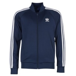 tekstylia Męskie Bluzy dresowe adidas Originals SST TT MARINE