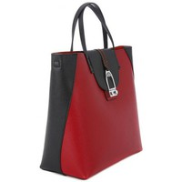 Torby Damskie Torby shopper La Martina CABALLITO RED BLACK Rosso