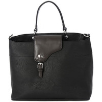 Torby Damskie Torby shopper La Martina MIRASOL BLACK Nero