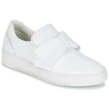 Buty Damskie Tenisówki Bullboxer QUIDAVET Biały