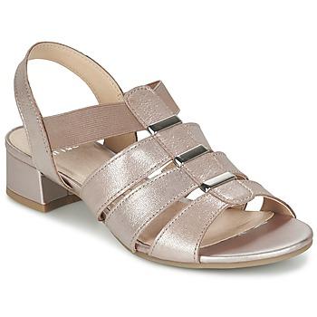 Buty Damskie Sandały Caprice RIJOULE Różowy / Metal