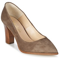 Buty Damskie Czółenka Betty London NAGARA TAUPE