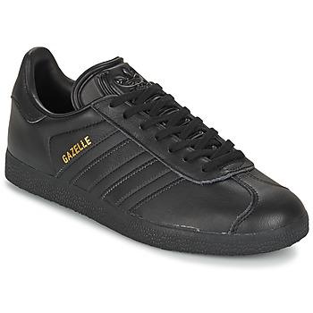 Buty Trampki niskie adidas Originals GAZELLE Czarny
