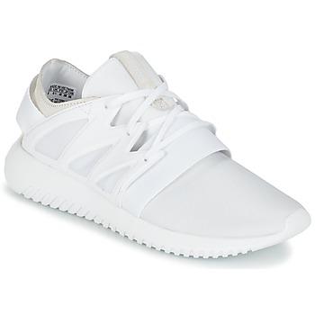 Buty Damskie Trampki wysokie adidas Originals TUBULAR VIRAL W Biały