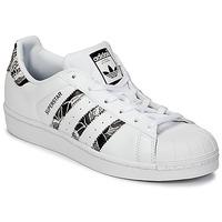 Buty Damskie Trampki niskie adidas Originals SUPERSTAR W Biały