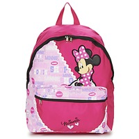 Plecaki Disney MINNIE SCRATCH DOTS SAC A DOS BORNE