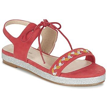Buty Damskie Sandały Moony Mood GLOBUNE Różowy