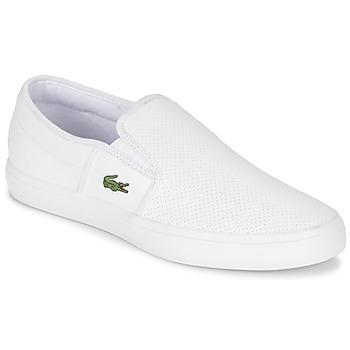 Buty Męskie Tenisówki Lacoste GAZON BL 1 Biały